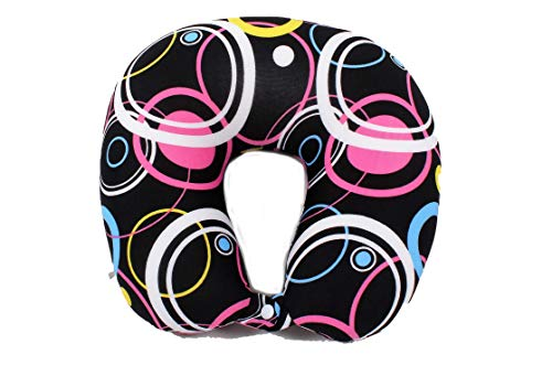 Top MED ets, cuscino da viaggio a forma di U, comodo supporto per il collo, per bambini e adulti