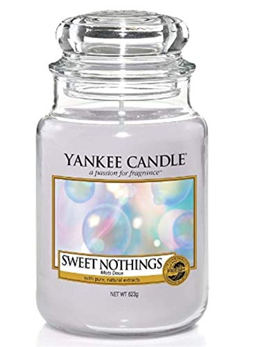 YANKEE CANDLE Samplers Votivkerzen, Wax, Sweet Nothings, 4.6 x 4.8 x 1 cm
