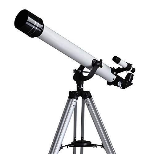 DKEE Binoculars Outdoor Refraction Astronomical Telescope Professionelles Stargazing HD Hochleistungsstudenten-Welt for Erwachsene Dual-Use