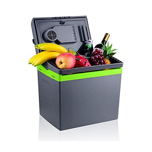 Bewinch Mini Nevera Eléctrica Refrigerador Portátil para Automóviles 22 litros, Refrigerador para Hogar, Camping, con Función De Enfriamiento Y Calentamiento 240 V / 12 V