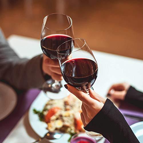 Smartbox - Caja Regalo Amor para Parejas - Cena con Botella de Vino para Dos - Ideas Regalos Originales - Una Cena Gourmet acompañada de una Botella de Vino excepcional