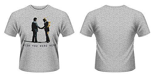 Pink Floyd - Wish You Were Here (T-Shirt Unisex Tg. 2XL) [Italia]