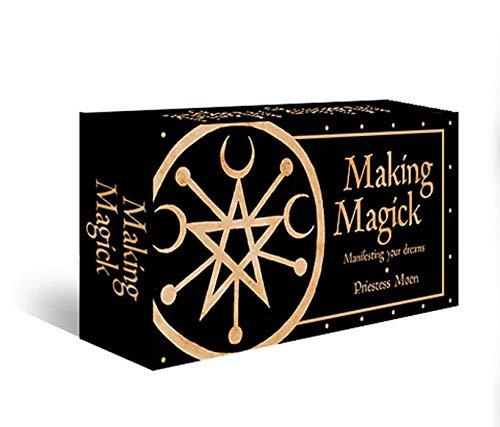 MAKING MAGICK: Manifesting your dreams