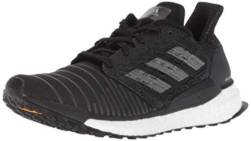 adidas Women's Solar Boost, Black/Grey/White, 6 M US