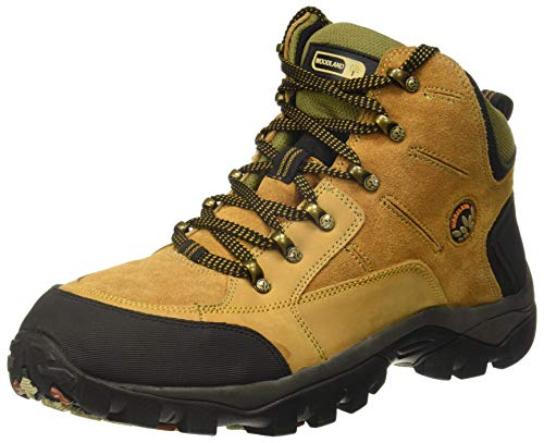 Woodland Men's Ntan Leather Boots -8 UK (42 EU) (GB 1207112CMA)