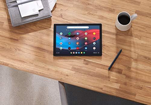 "Google Pixel Slate (12.3"" Touch Screen Display | 8th Gen Intel Core M3 | 8GB RAM | 64GB EMMC) Wi-Fi only Tablet (Midnight Blue) - International Version"