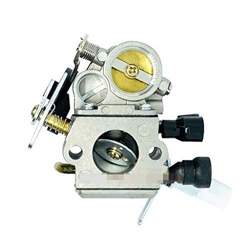 Fashion SHOP Carburador Chainsaw Carburetor Compatible con STIHL MS 171 181 211 211C MS171 MS181 MS211 MS211C Tipo Zama 1139 120 0619/1139 120 7100 Cortador de cepillos Controlar