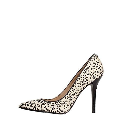 Guess FL4CRYFUR08 Zapato de Salón Mujer Leopard 39