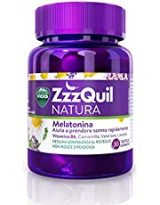 Procter & Gamble Voedingssupplementen Vicks Zzzquil Natura, 30 tabletten