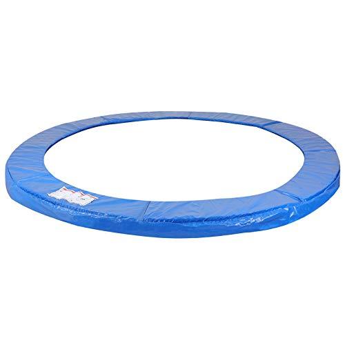 Monzana Cojín de protección de PVC Cubierta para Cama elástica Borde de trampolín 183cm Exterior