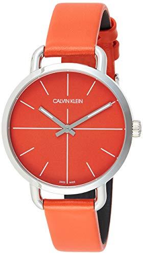 Calvin Klein Reloj Analógico-Digital para Unisex Adultos de Cuarzo con Correa en Acero Inoxidable K7B21626