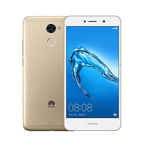 Huawei Y7 Prime (TRT-L53) 3GB / 32GB 5.5-inches Dual SIM Factory Unlocked - International Version - No Warranty (Prestige Gold)