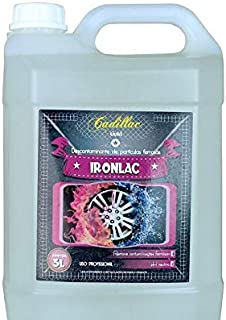 Ironlac Descontaminante de Partículas Ferrosas 5lt Cadillac