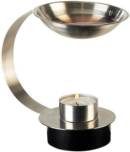 Britesta Duftöllampe: Edelstahl-Duftlampe inklusive Teelicht, Teelichthalter Ø 39 mm (Duftöl-Verdunster)