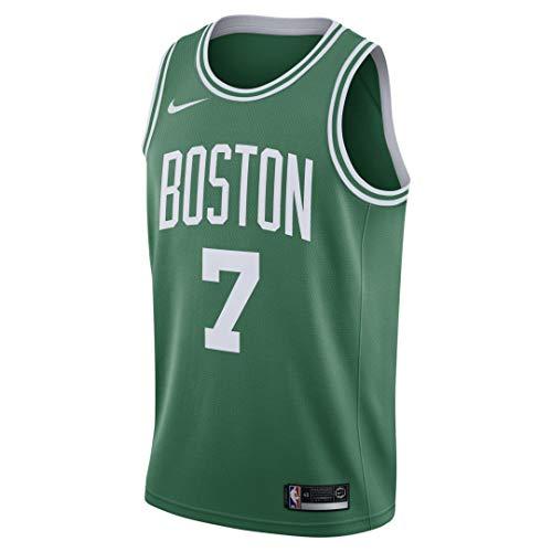 Nike Jaylen Brown Boston Celtics Icon Edition Kelly Green Swingman Jersey - Men's XL (X-Large)