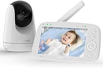 Baby Monitor, VAVA 720P 5