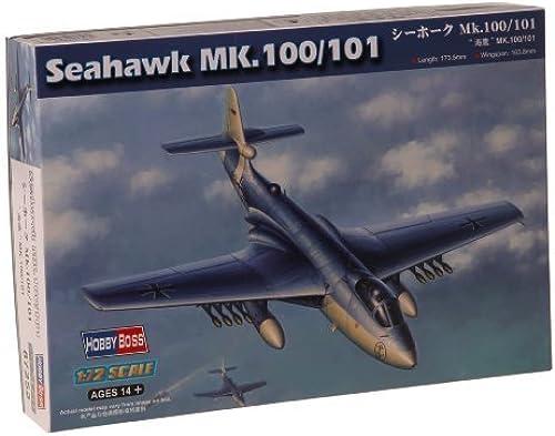 descuento de bajo precio Hobby Boss Seahawk Mk.100 101 Airplane Model Building Kit by by by Hobby Boss  lo último