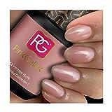 Pink Gellac 166 Vintage Nude Soak-Off UV / LED Gel Polish
