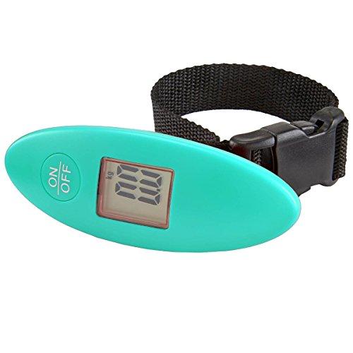 travelite Accessoires digitale Kofferwaage mint