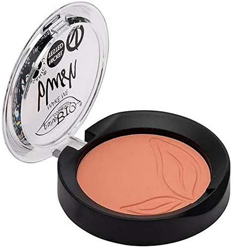 Purobio Compatto Blush Pack 02 Rosa Corallo Matte - 5.20 Gr
