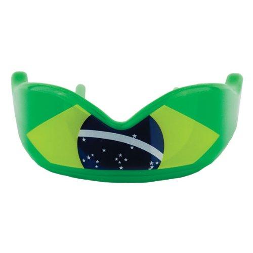 Fight Zahnarzt Mundschutz, FD510004, Brasilien BJJ, Einheitsgröße