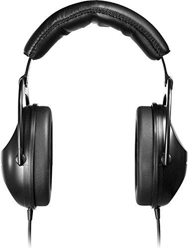 Best Price Direct Sound DJ Headphones, Black, Small (EX25 PLUS)