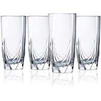 4-Pack Luminarc N8768 16.5 Ounce Ascot Cooler Glass