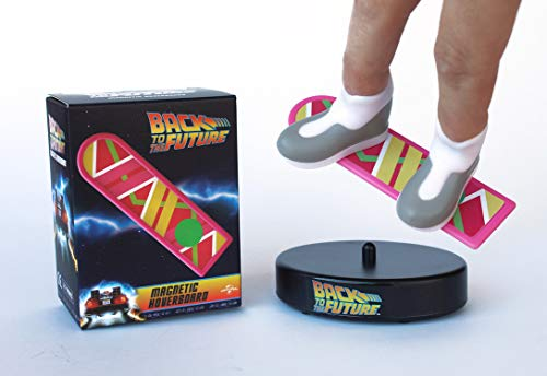 Back to the Future: Mini Hoverboard: With Magnetic Sneakers (RP Minis)