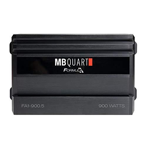 Best Buy! MB Quart FA1-900.5 Formula Series 900-Watt 5-Channel Class AB+D Amp