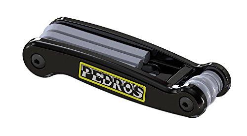 Pedro's Unisex Adult Pedro's Vouwbare Zeskant/Schroevendraaier Set - Zwart, N/A
