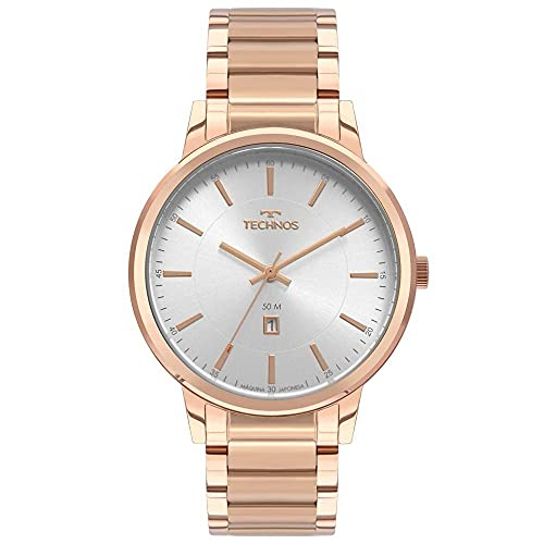 Relógio Technos Feminino Boutique Rosé - 2015CDN/4K