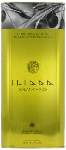 Iliada natives Olivenöl extra Kanister 5L Griechenland
