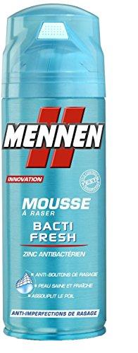Mennen Mousse à Raser Bacti Fresh 250 ml
