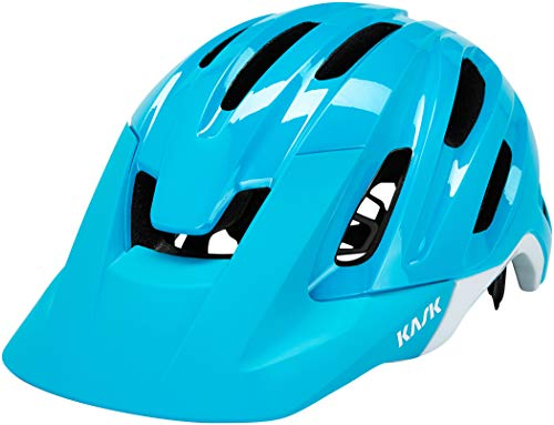 Kask Caipi - Casco da bicicletta per adulti, unisex, colore: blu chiaro