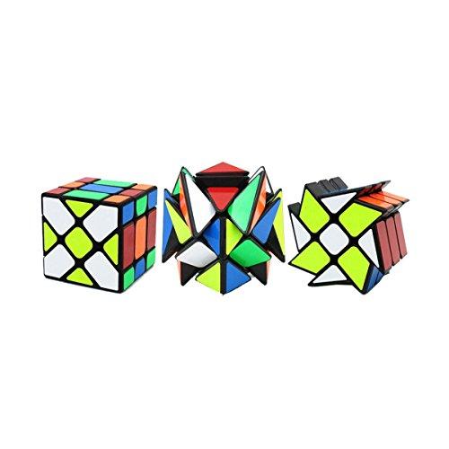 Cubo mágico rompecabezas, YJ fluctuación de velocidad Áng