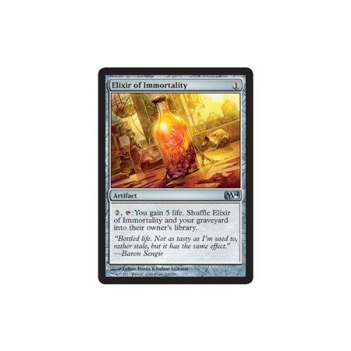 Magic The Gathering - Elixir of Immortality (209/249) - Magic 2014