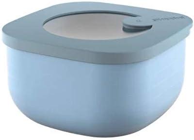 guzzini(グッチーニ) 保存容器 ブルー 450ml 浅型 エアタイトコンテナー 450ml 170700-189