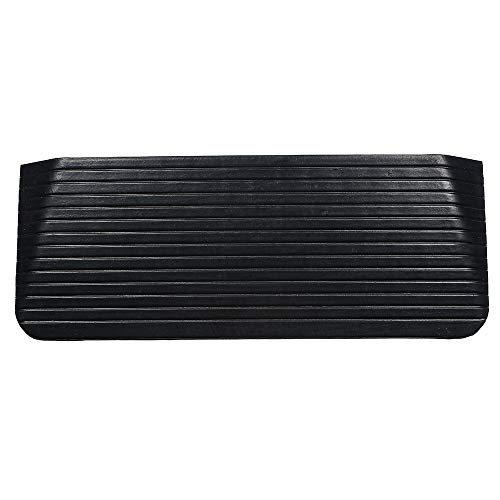 Foghorn Construction- 2.5 Inch High Threshold Ramp for Door, 43 Wide, Wheelchair, Doorway Ramps, Any Opening Where The sill has a Tripping Hazard in The Way. Heavy and Strong for Powered Wheelchairs…
