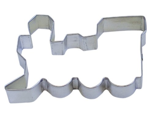 R&M Locomotive 5' Cookie Cutter in Durable, Economical, Tinplated Steel