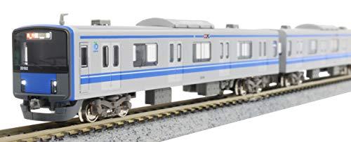 グリーンマックス Nゲージ 西武20000系 池袋線・20102編成・白ライト 基本4両編成セット 動力付き 30969 鉄道模型 電車