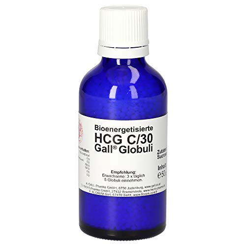 HCG C30 Gall Globuli 50 Gramm