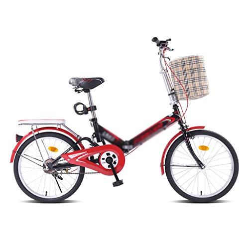 Vouwfiets Ultra Licht Draagbare Fietsen 16 Inch Mini Student Bike Kinderfietsen