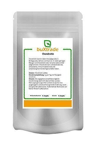 2 kg Chondroitin Pulver | Chondroitinsulfat | Sulfate | Sulfat | Puder