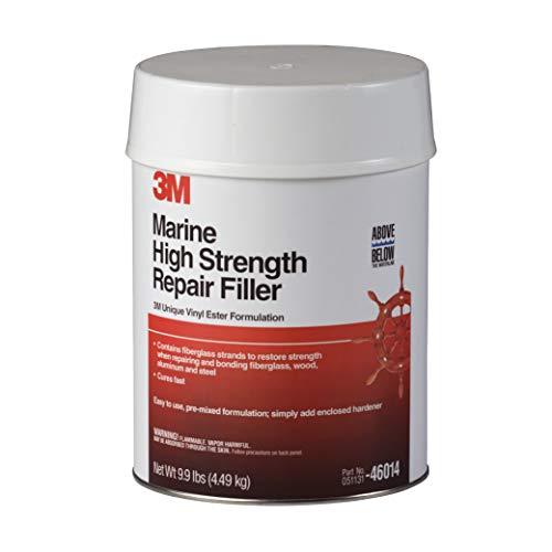 3M Marine High Strength Repair Filler, 46014, 1 gal