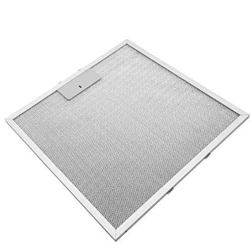 vhbw Filter Metallfettfilter, Dauerfilter 32 x 32 x 0,85cm Ersatz für Bauknecht 481248058144 für Dunstabzugshaube Metall