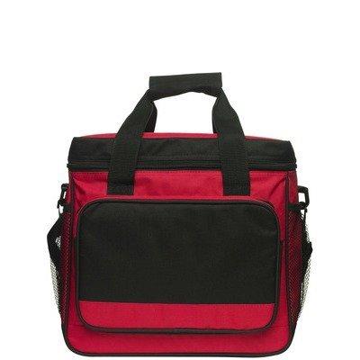 Sagaform 5016093 Kühltasche, groß, Rot