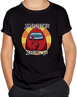 Imposter Among Us Gamer Shirts, Amongus tshirt,Among Us Crewmate Shirt,Imposter Shirt, Video Game tshirt, Amoung us shirt,...