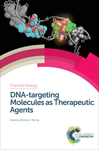 DNA-targeting Molecules as Therapeutic Agents (ISSN Book 7) (English Edition)