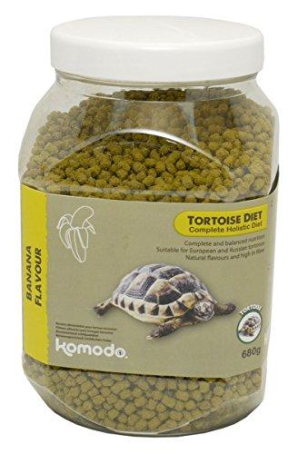 Tortoise diet banane 170 g - Komodo