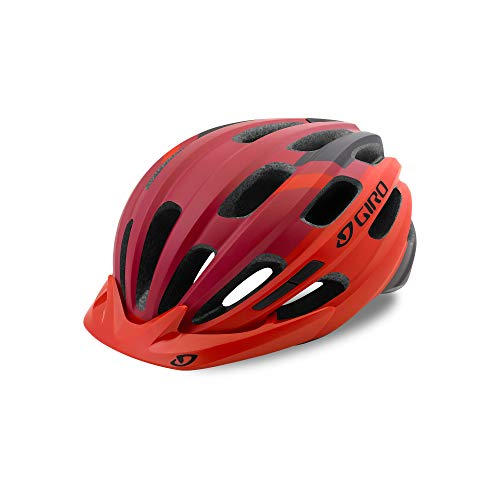 Giro Register MIPS Casco, Unisex, Mat Red, One sizesize